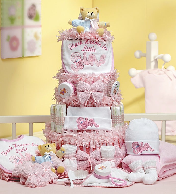 Grand Baby Cakes Girl Essentials