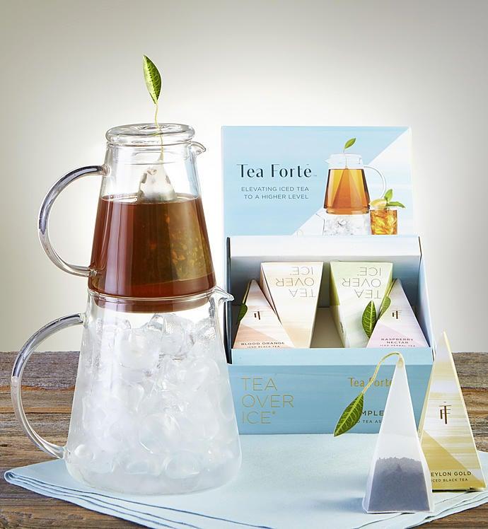 Tea Forte® Tea Over Ice® Pitcher Gift Set