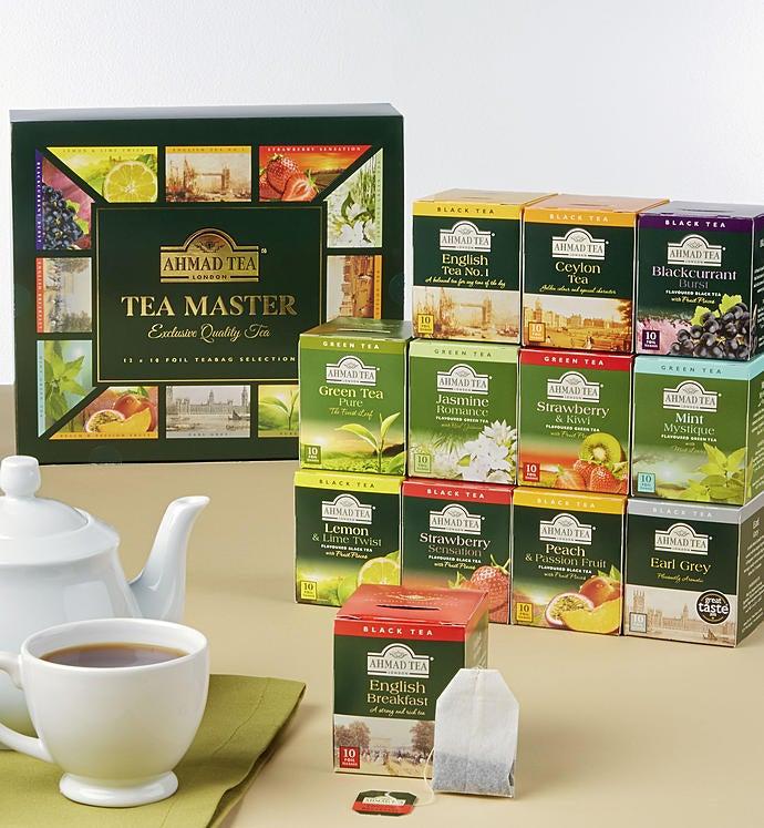 Ahmad of London Tea Master Collection