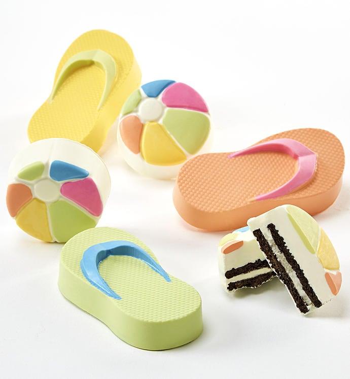 Flip Flops 'n Beach Balls Oreo® Cookies