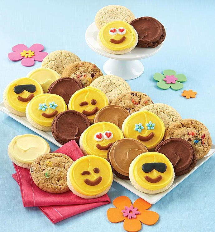 Cheryl's Buttercream Frosted Cookie Assortment