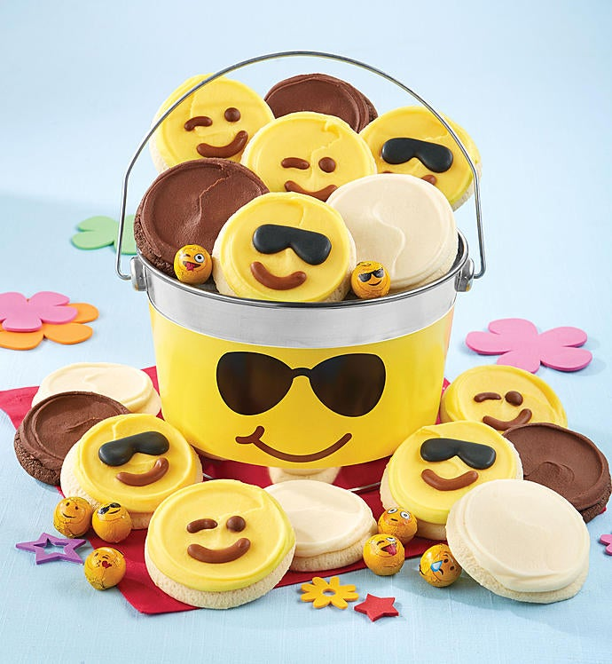 Cheryl's You're Cool Emoji Pail